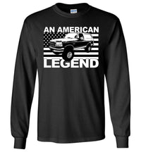 1988-1997 Ford Bronco Long Sleeve T-Shirt Form Aggressive Thread