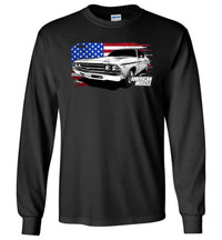 1969 Chevrolet Chevelle T-Shirt | Aggressive Thread Muscle Car Apparel