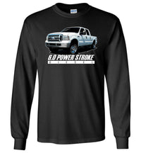 Powerstroke T-Shirt | 6.0 Power Stroke | Aggressive Thread Diesel Truck Apparel