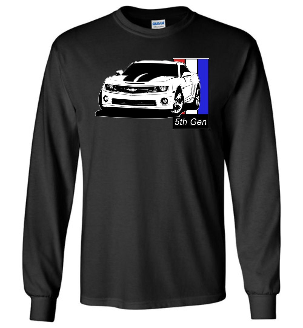 5th Gen Camaro Shirt | Camaro T-Shirt | Aggressive Thread Auto Apparel