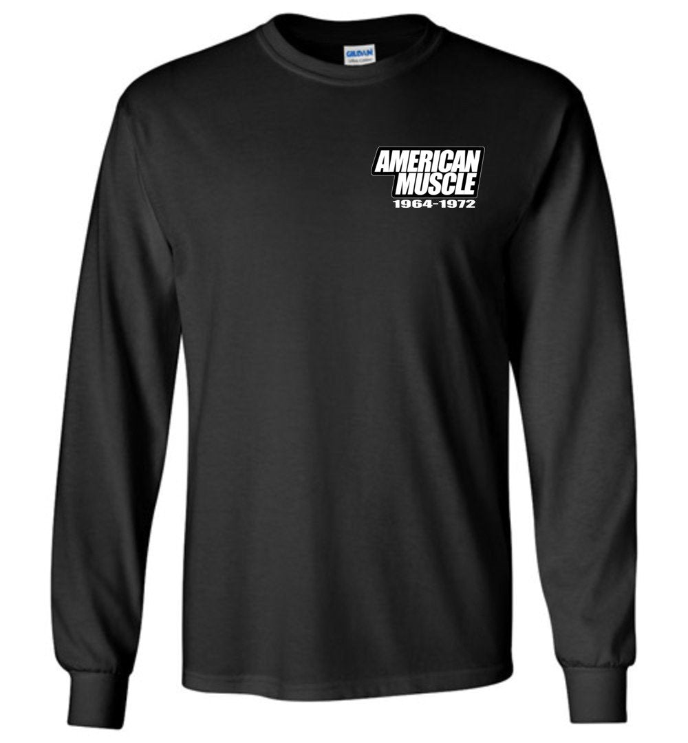 1964-1972 Chevelle - American Muscle Long Sleeve T-Shirt (🏷️10% OFF - Purchase 2 Or More Items)