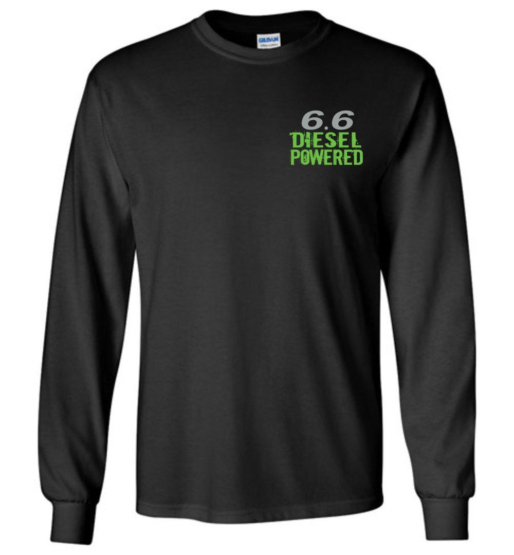 6.6 MF'N Duramax Diesel Power Long Sleeve T-Shirt