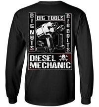 Diesel Mechanic T-Shirt | Aggressive Thread Mechanic Apparel