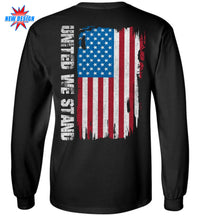 American Flag T-shirt | 2nd Amendment | Trump | Aggressive Thread