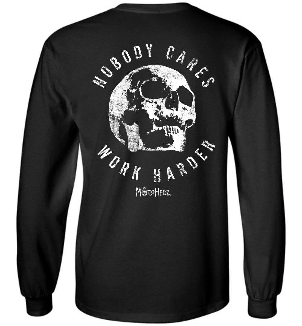 MotrHedz - NCWH Long Sleeve T-Shirt