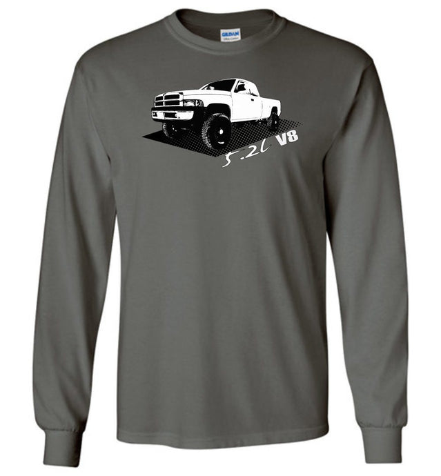 Second Gen 5.2 Liter V8 Long Sleeve Shirt