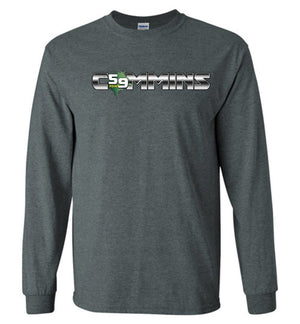 Cummins T-Shirt | 2nd Gen Cummins | 1st Gen Cummins | 3rd Gen Cummins | Aggressive Thread Diesel Truck Apparel