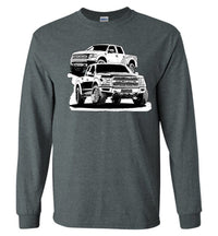 Ford Raptor T-Shirt | Aggressive Thread Truck Apparel