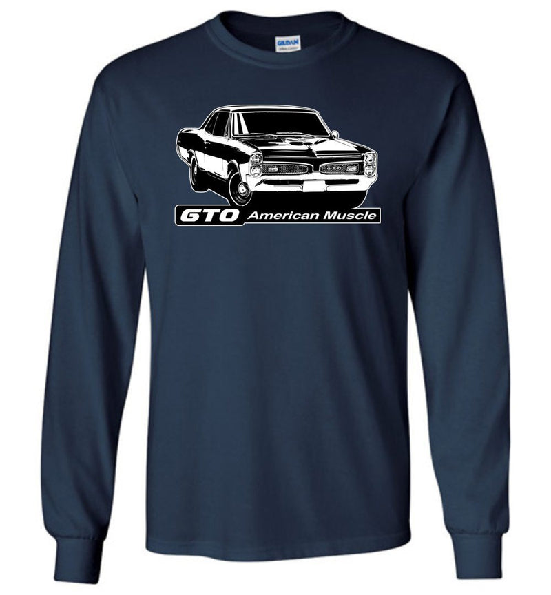 1967 Pontiac GTO T-Shirt | Aggressive Thread Auto Apparel