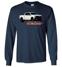 Trail Boss Chevy Truck Long Sleeve T-Shirt (🏷️10% OFF - Purchase 2 Or More Items)