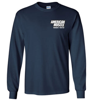 1964-1972 Chevelle - American Muscle Long Sleeve T-Shirt