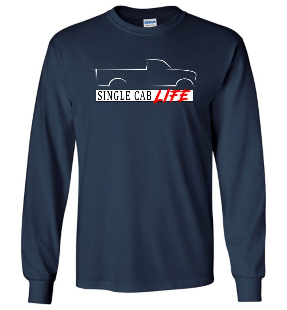 Single Cab Life Long Sleeve T-Shirt