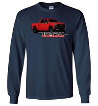Trail Boss chevy truck t-shirt | Aggressive Thread Truck Apparel