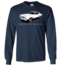 1971 Chevrolet Chevelle T-Shirt | Aggressive Thread Muscle Car Apparel