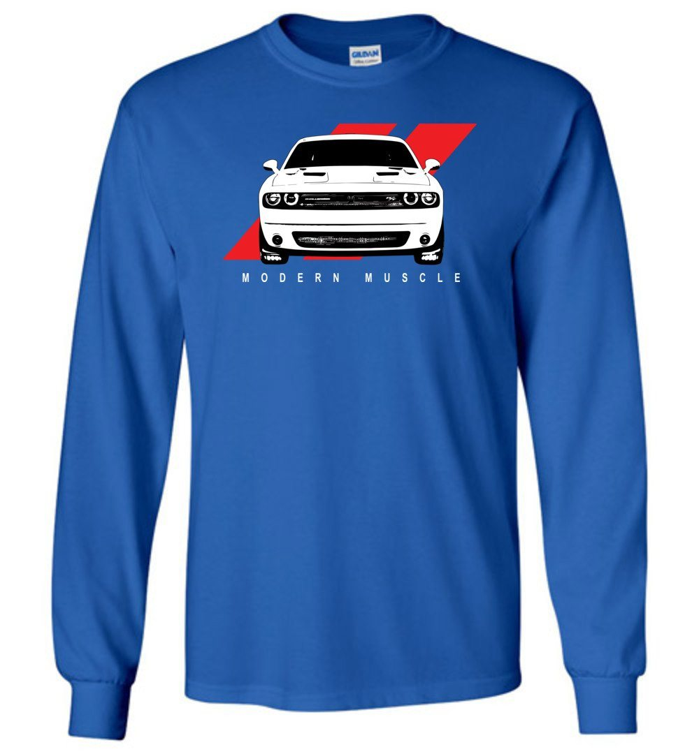 2008-2014 Dodge Challenger T-Shirt | Aggressive Thread Muscle Car Apparel