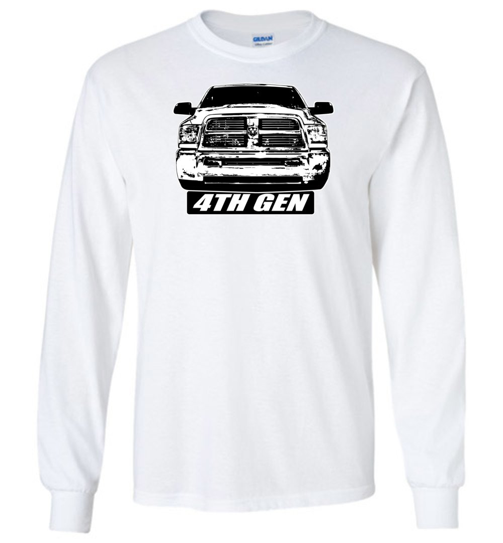 4TH Gen Truck Long Sleeve T-Shirt