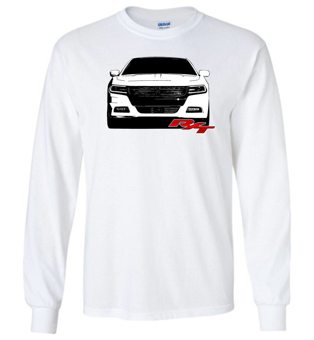 15-19 Charger R/T T-Shirt | Mopar Shirt | Aggressive Thread Muscle Car Apparel