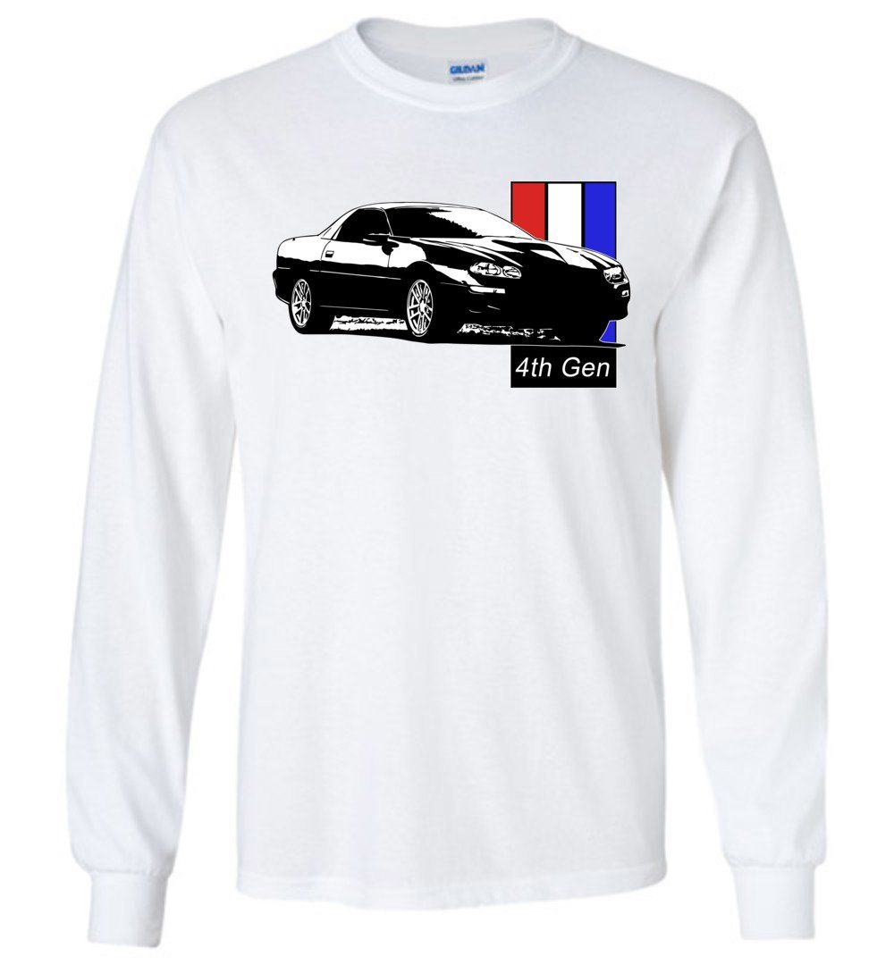 1998-2002 Camaro T-Shirt | 4th Gen Camaro Shirt | Aggressive Thread Auto Apparel