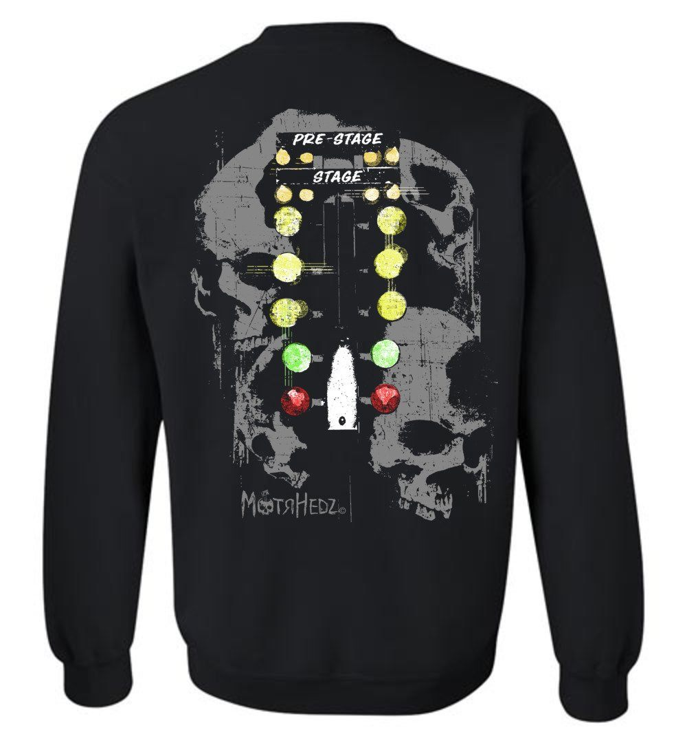 Drag Racing Sweatshirt - MotrHedz