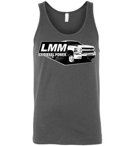 LMM Duramax Diesel Power Tank Top