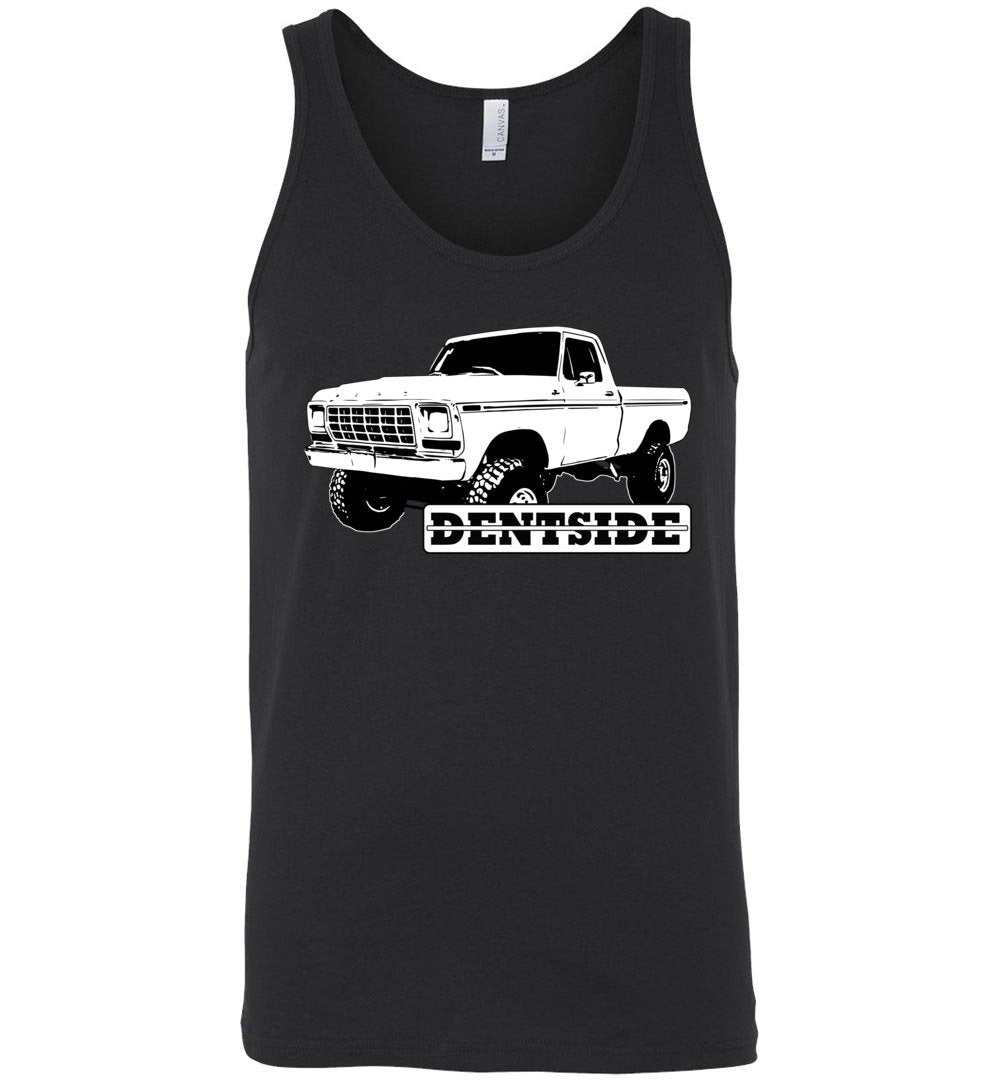 Dentside Truck Tank Top (🏷️10% OFF - Purchase 2 Or More Items)