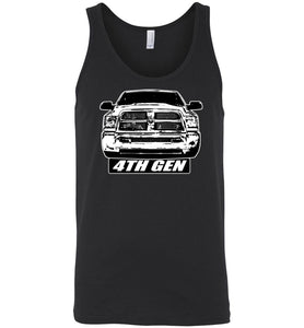 4TH Gen Ram Tank Top T-Shirt