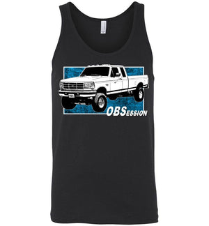 Ford OBS F250 F350 Extended Cab 4X4 Tank Top
