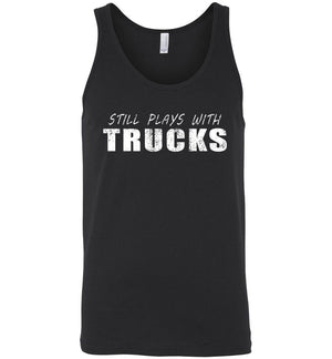 Truck Tank Top | Aggressive Thread Diesel Truck Apparel