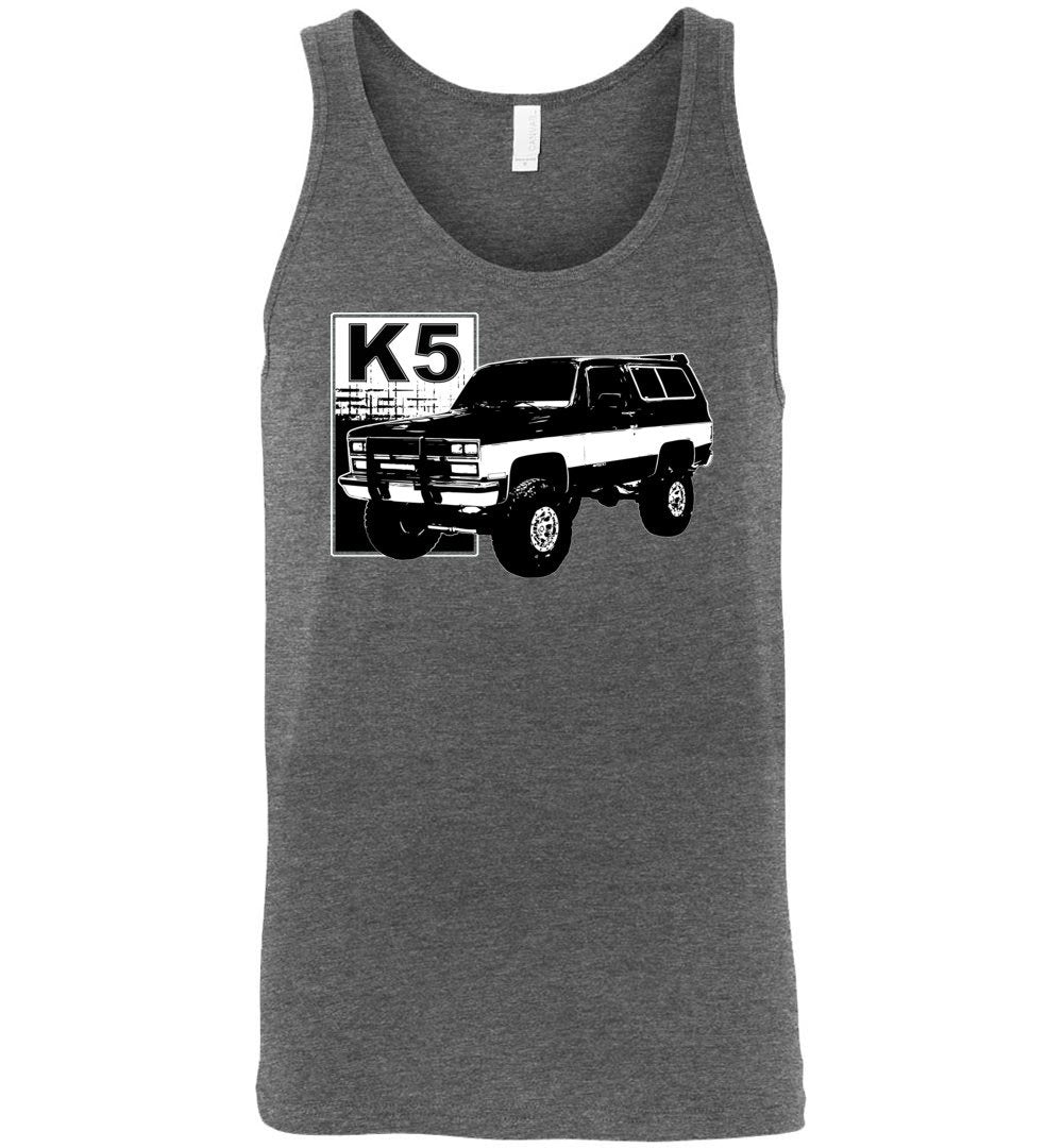 Squarebody Square Body K5 Blazer Tank Top