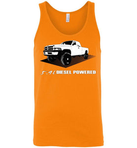 Second Gen 5.9 Liter Diesel Powered Tank Top