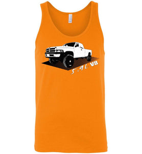 Second Gen 5.9 Liter V8 Tank Top