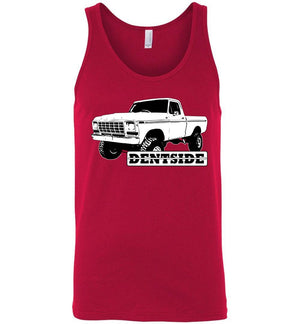 Dentside Truck Tank Top