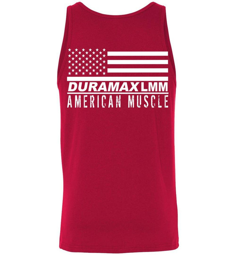 LMM Duramax Tank Top | Duramax Shirt | Aggressive Thread Truck Apparel
