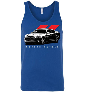 2010-2014 Charger Tank Top - Modern Muscle