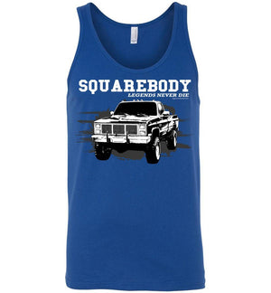 Squarebody GMC Chevy Tank Top