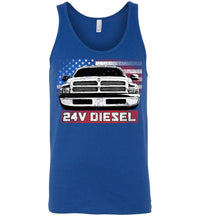Cummins Tank Top Shirt | 2nd Gen Cummins | Aggressive Thread Diesel Truck Apparel