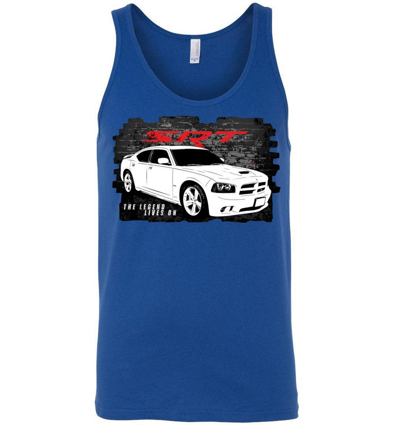 2006-2010 Dodge Charger SRT8 Tank Top