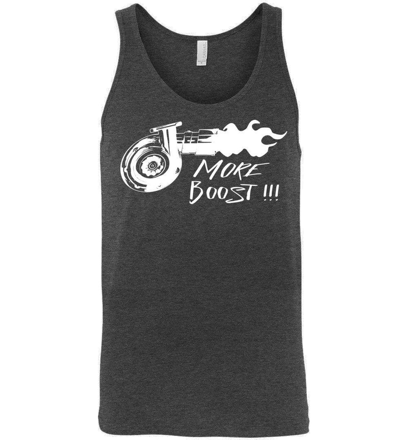 Turbo Tank Top - More Boost!!