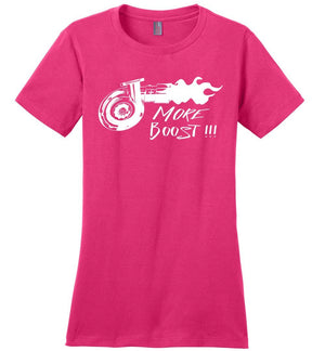 Turbo T-Shirt - More Boost!! - Womens (🏷️10% OFF - Purchase 2 Or More Items)