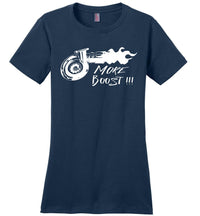 Turbo T-Shirt - More Boost!! - Womens