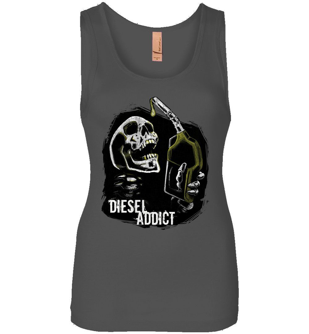 Diesel Addicts - Diesel Truck Tank Top (🏷️10% OFF - Purchase 2 Or More Items)