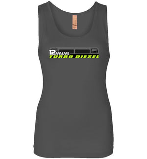 Cummins T-Shirt Tank Top | 1st Gen Cummins | Aggressive Thread Diesel Truck Apparel