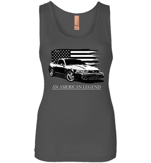 2004 Cobra An American Legend Womens Tank Top