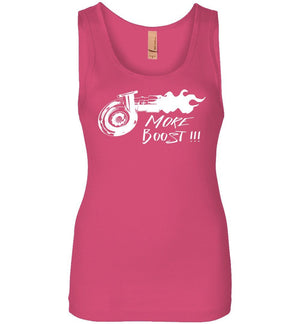 Turbo Tank Top - More Boost!! - Womens