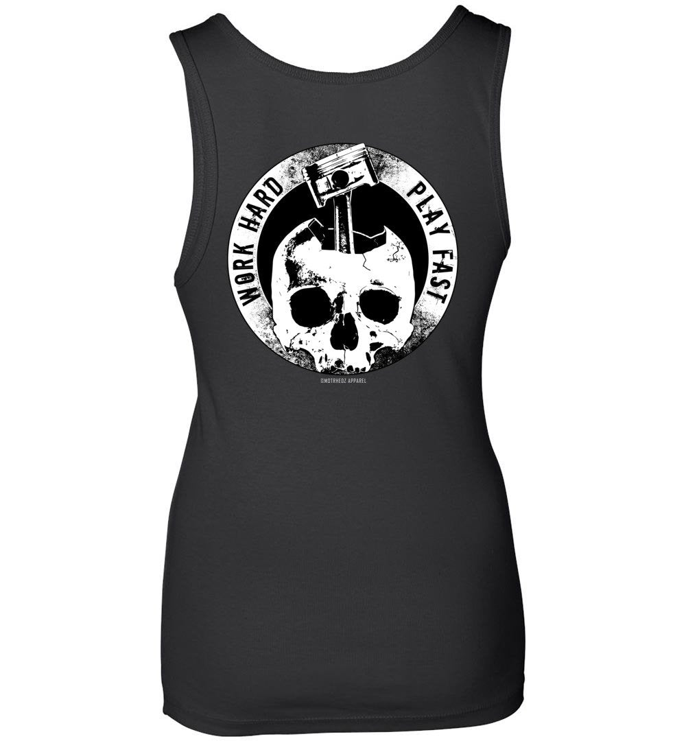 gearhead t-shirt, racing t-shirt tank top