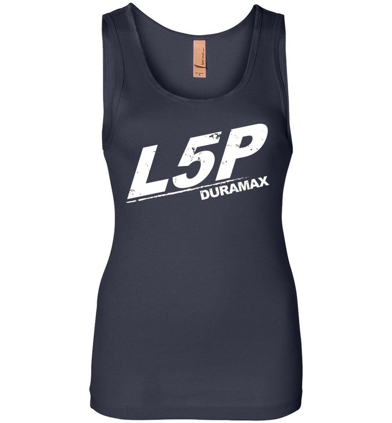 L5P Duramax Burning Diesel Womes Tank Top