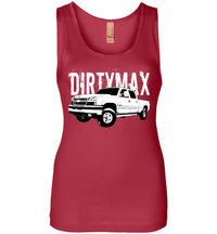 Dirtymax 06 Tank Top - Aggressive Thread Diesel Truck T-Shirts