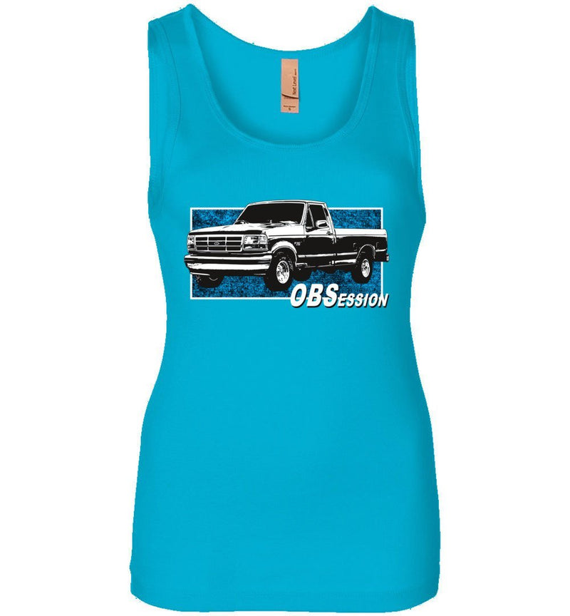 Ford OBS F150 2wd OBSession Womens Tank Top