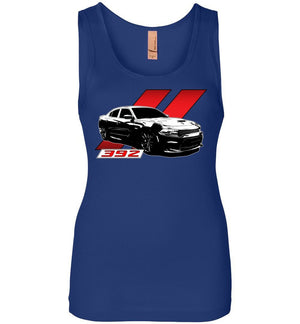 Dodge Charger 392 T-Shirt | Mopar Hemi Shirt | Aggressive Thread Muscle Car Apparel