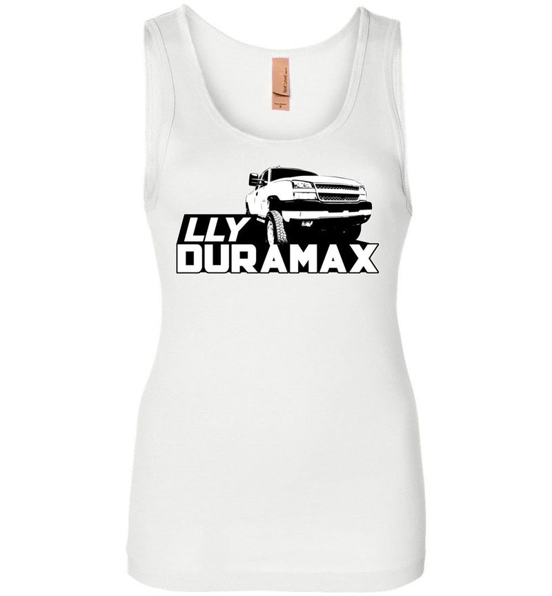 Duramax Tank Top | LLY Duramax  | Aggressive Thread Diesel Truck Apparel